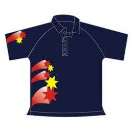 Sublimated Team Cricket Shirt Manufacturers, Wholesale Suppliers