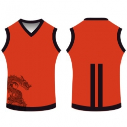 Sublimation AFL Jersey Manufacturers in Congo