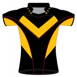 Sublimation Rugby Jersey Manufacturers in Gambia