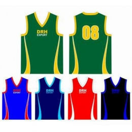 Women Basketball Singlets Manufacturers, Wholesale Suppliers
